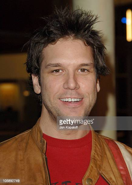 Dane Cook during London Los Angeles Premiere Arrivals at ArcLight Hollywood in Hollywood California United States