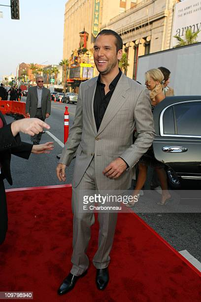 Dane Cook during MGM Distribution Co Mr Brooks Los Angeles Premiere at Grauman's Chinese Theater in Los Angeles California United States
