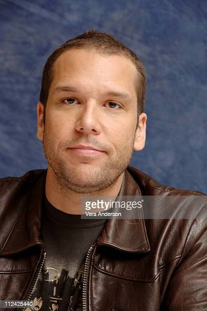 Dane Cook during 'Mr Brooks' Press Conference with Kevin Costner Dane Cook and Marg Helgenberger at Le Meridien Hotel in Beverly Hills California...
