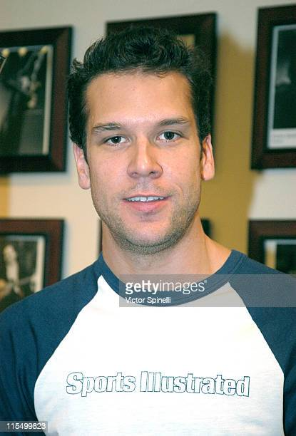 Dane Cook during Rx Laughter Comedy Benefit at UCLA's Royce Hall in Westwood California United States