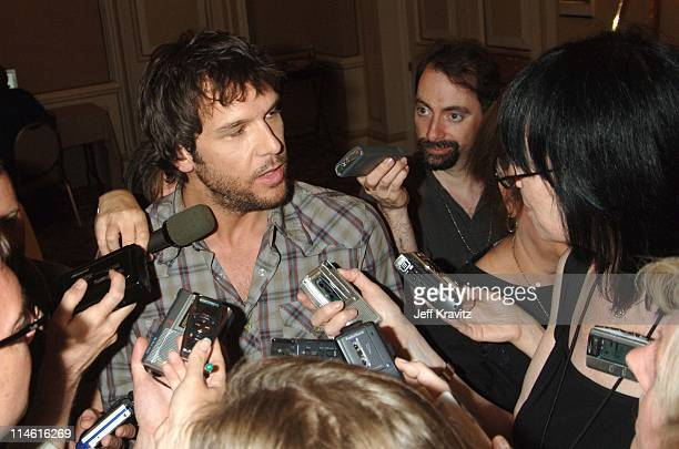 Dane Cook with 'Dane Cook Vicious Circle' during HBO Summer 2006 TCA Press Tour Inside at The RitzCarlton Huntington in Pasadena California United...