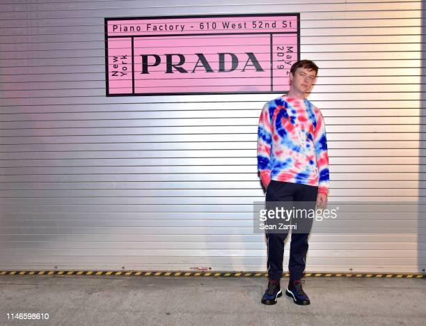 Dane DeHaan attends the Prada Resort 2020 fashion show at Prada Headquarters on May 02 2019 in New York City
