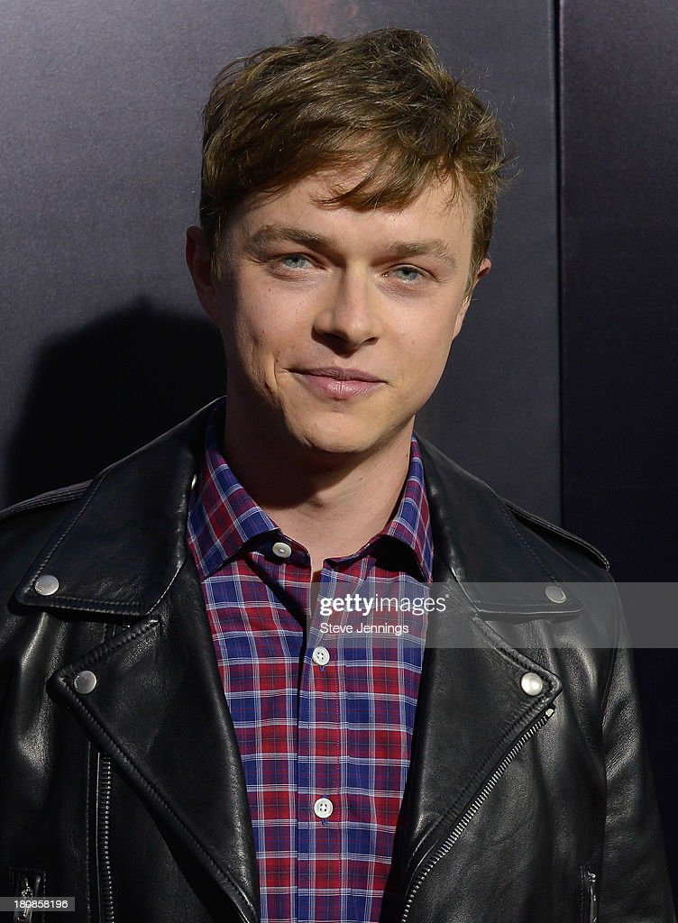 Dane DeHaan attends the San Francisco Premiere of 'Metallica: Throught The Never' at AMC Metreon 16 on September 16, 2013 in San Francisco, California.