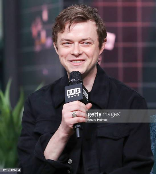 Dane DeHaan visits BUILD at Build Studio on March 12, 2020 in New York City.