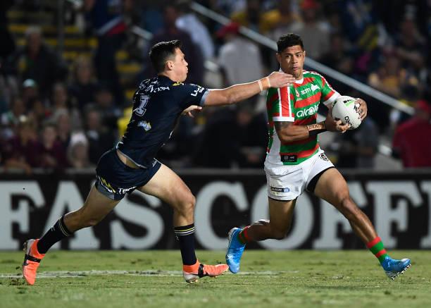 AUS: NRL Rd 18 - Cowboys v Rabbitohs