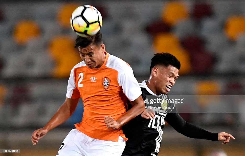 AFC Asian Champions League - Preliminary Stage: Brisbane v Ceres-Negro