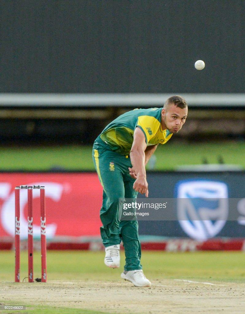 South Africa v India - T20 International : News Photo