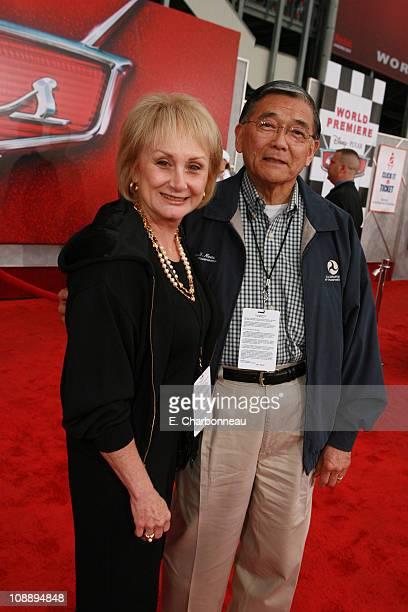 Danealia Mineta and US Secretary of Transportation Norm Mineta