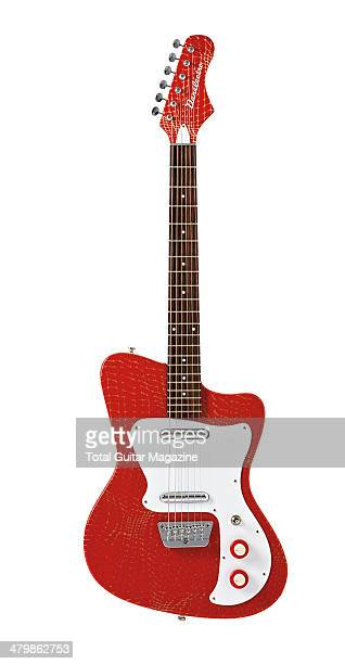 danelectro guitar stock photos and pictures getty images. Black Bedroom Furniture Sets. Home Design Ideas