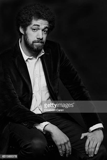 Danger Mouse is photographed for The Wrap on December 5 2016 in Los Angeles California