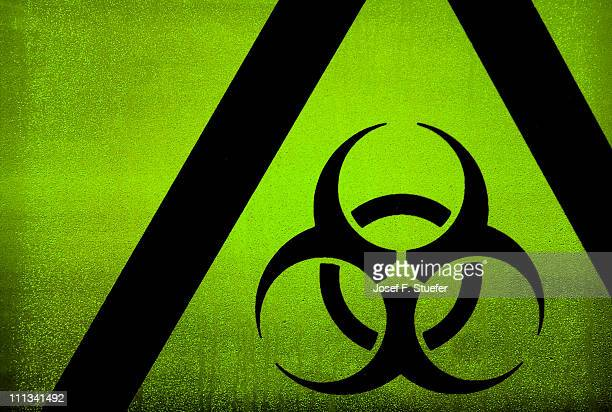 Biohazard Symbol Stock Photos And Pictures Getty Images
