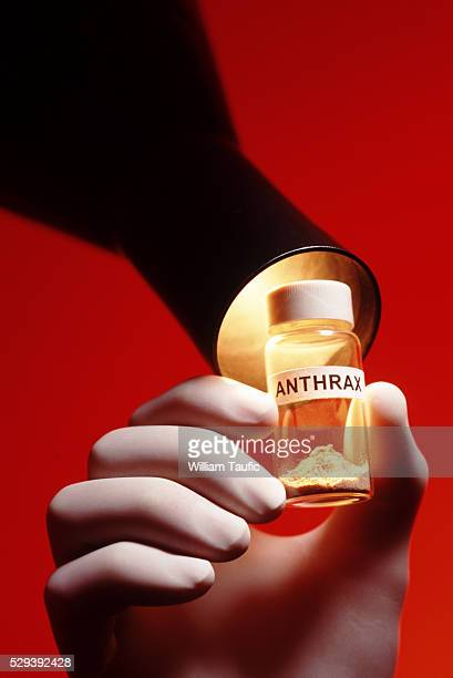 Dangerous anthrax