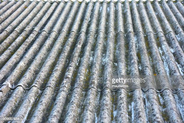 dangerous asbestos - asbestos stock pictures, royalty-free photos & images