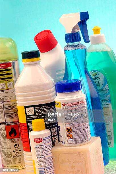 Dangerous Houshold Cleaning Products
