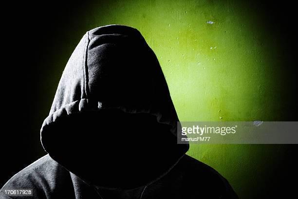 dangerous man in the shadow