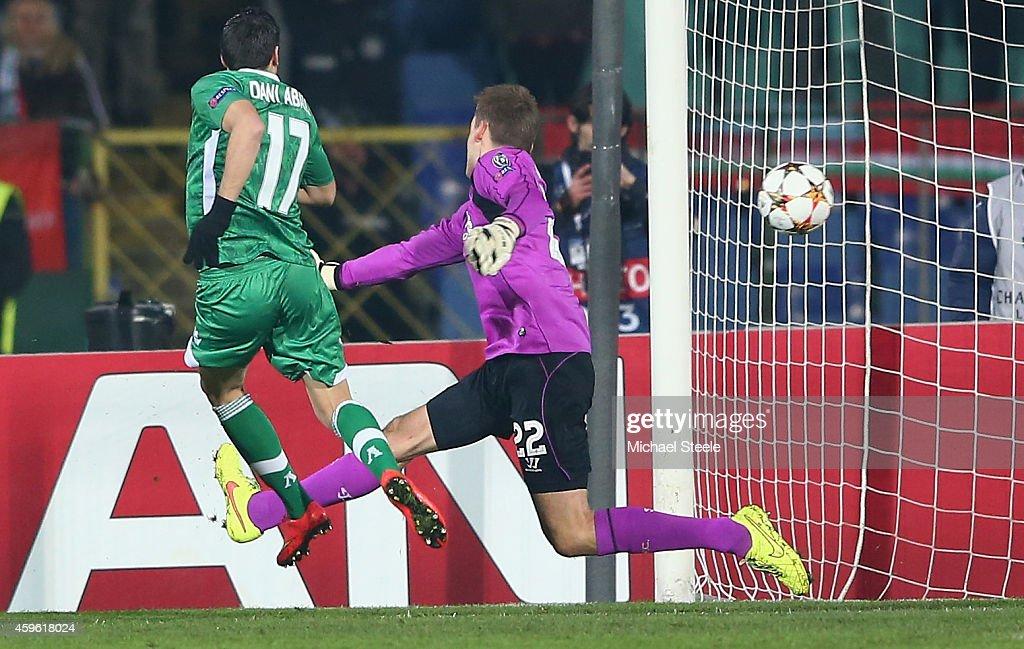 PFC Ludogorets Razgrad v Liverpool FC - UEFA Champions League : ニュース写真