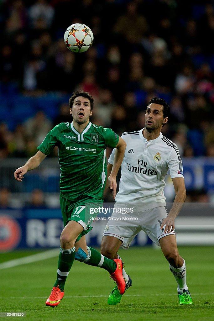 Real Madrid CF v PFC Ludogorets Razgrad - UEFA Champions League : ニュース写真