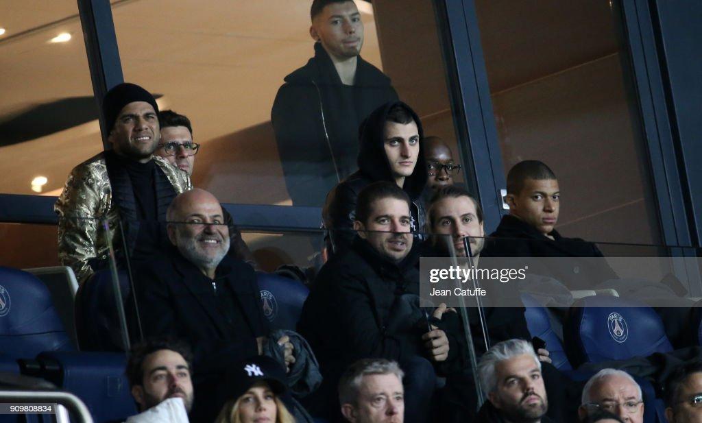 Paris Saint Germain v Ea Guingamp - French National Cup