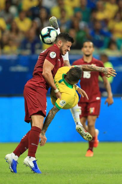 BRA: Brazil v Venezuela: Group A - Copa America Brazil 2019
