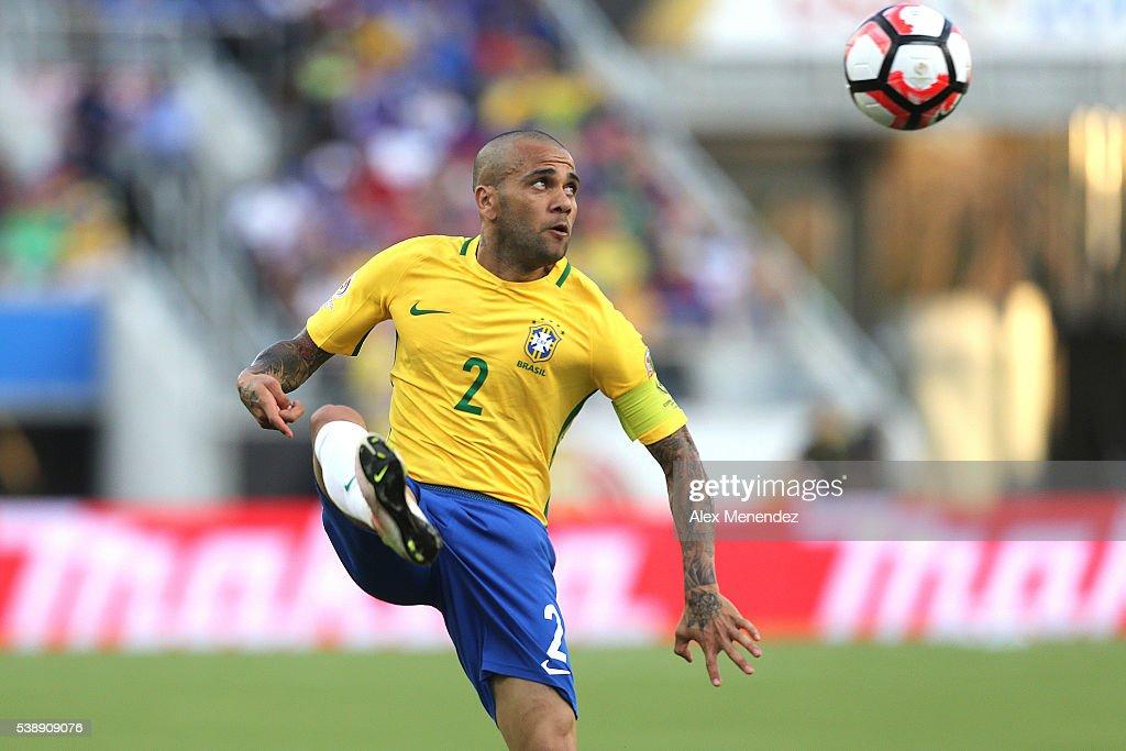 Brazil v Haiti: Group B - Copa America Centenario : News Photo