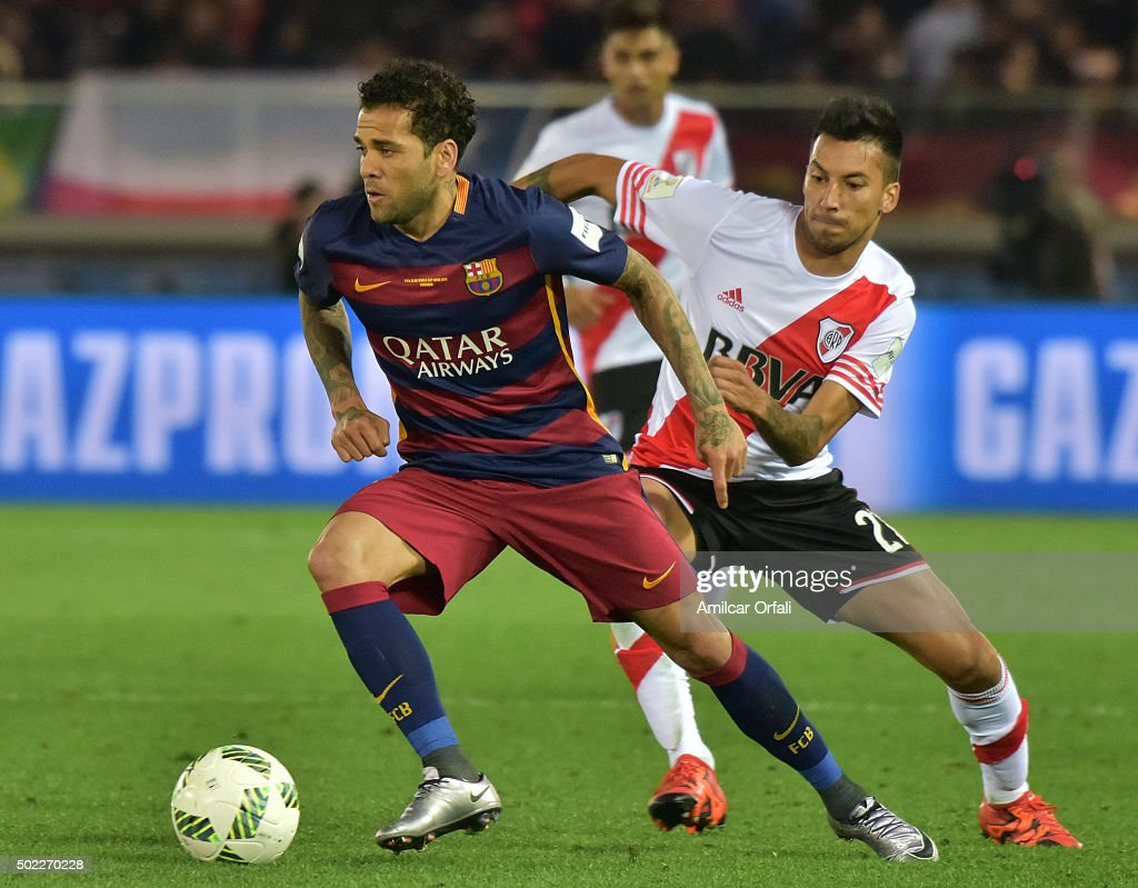 River Plate v FC Barcelona - FIFA Club World Cup Japan 2015 : News Photo