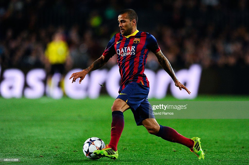 FC Barcelona v Manchester City - UEFA Champions League Round of 16 : ニュース写真