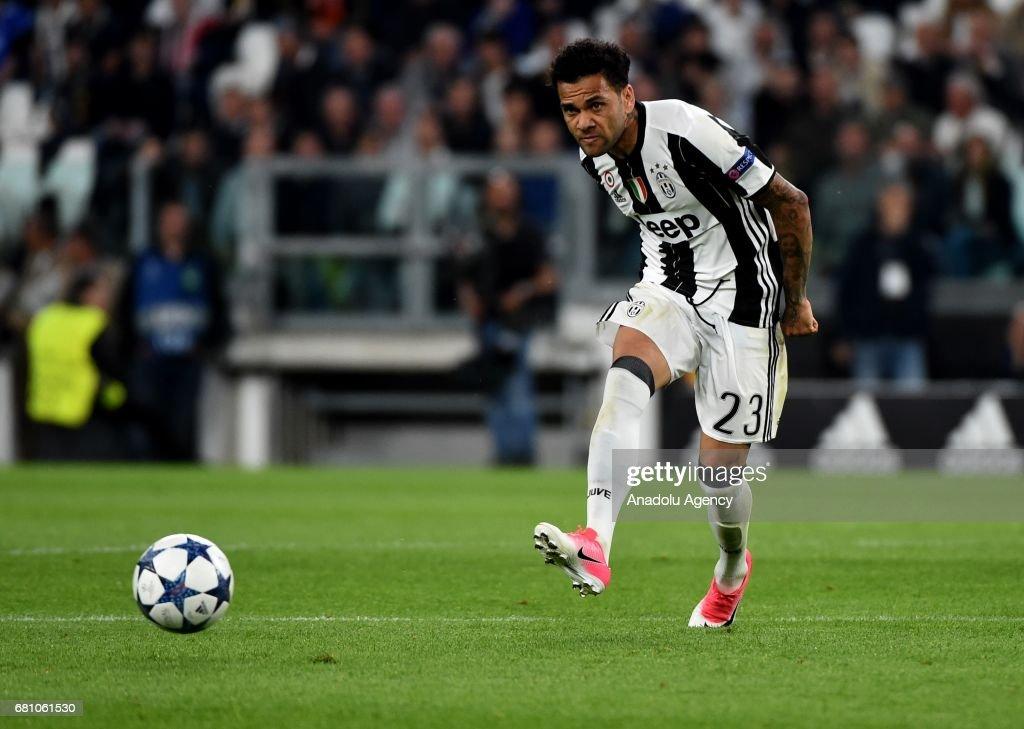 Juventus vs AS Monaco: UEFA Champions League  : News Photo