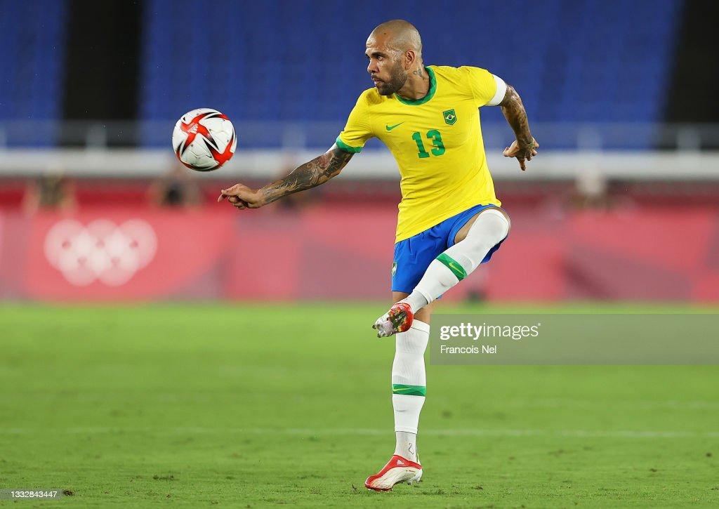 Brazil v Spain: Gold Medal Match Men's Football - Olympics: Day 15 : News Photo