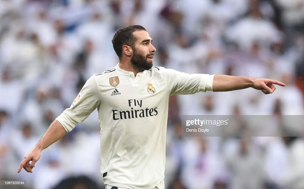 Real Madrid CF v Sevilla FC - La Liga : ニュース写真