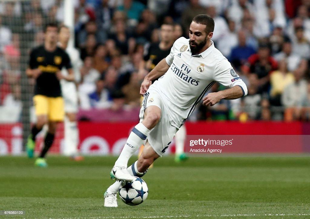 Real Madrid vs Atletico Madrid: UEFA Champions League Semi Final : News Photo