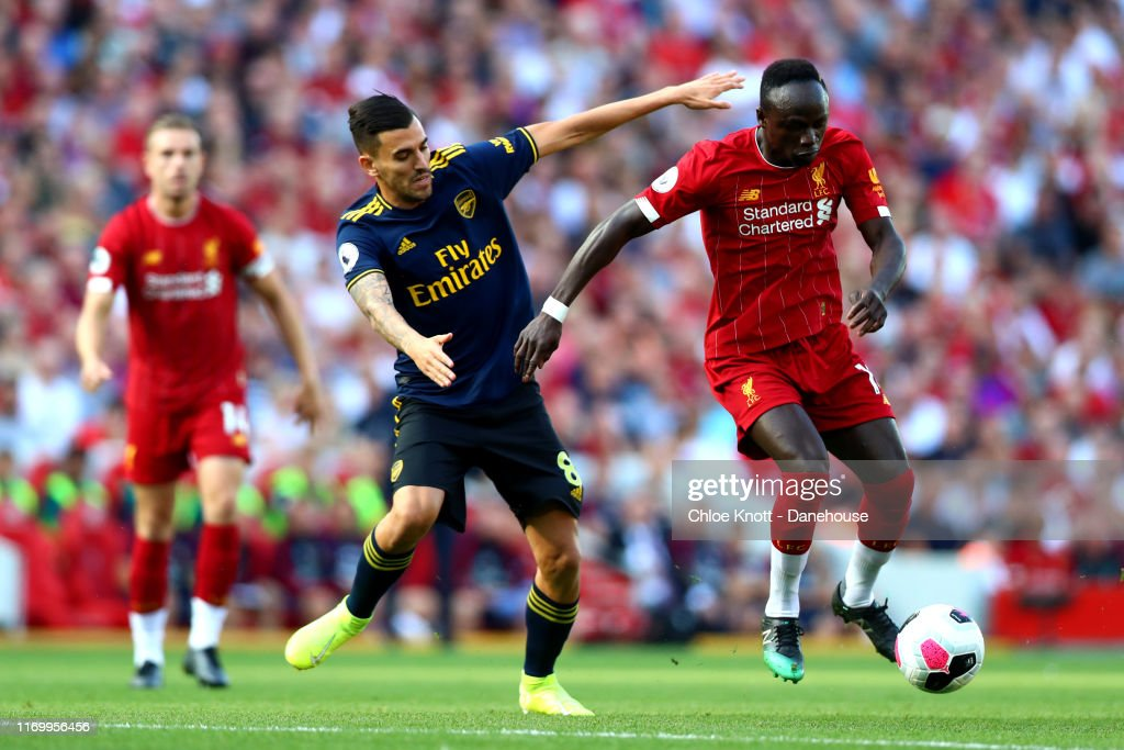 Liverpool FC v Arsenal FC - Premier League : ニュース写真