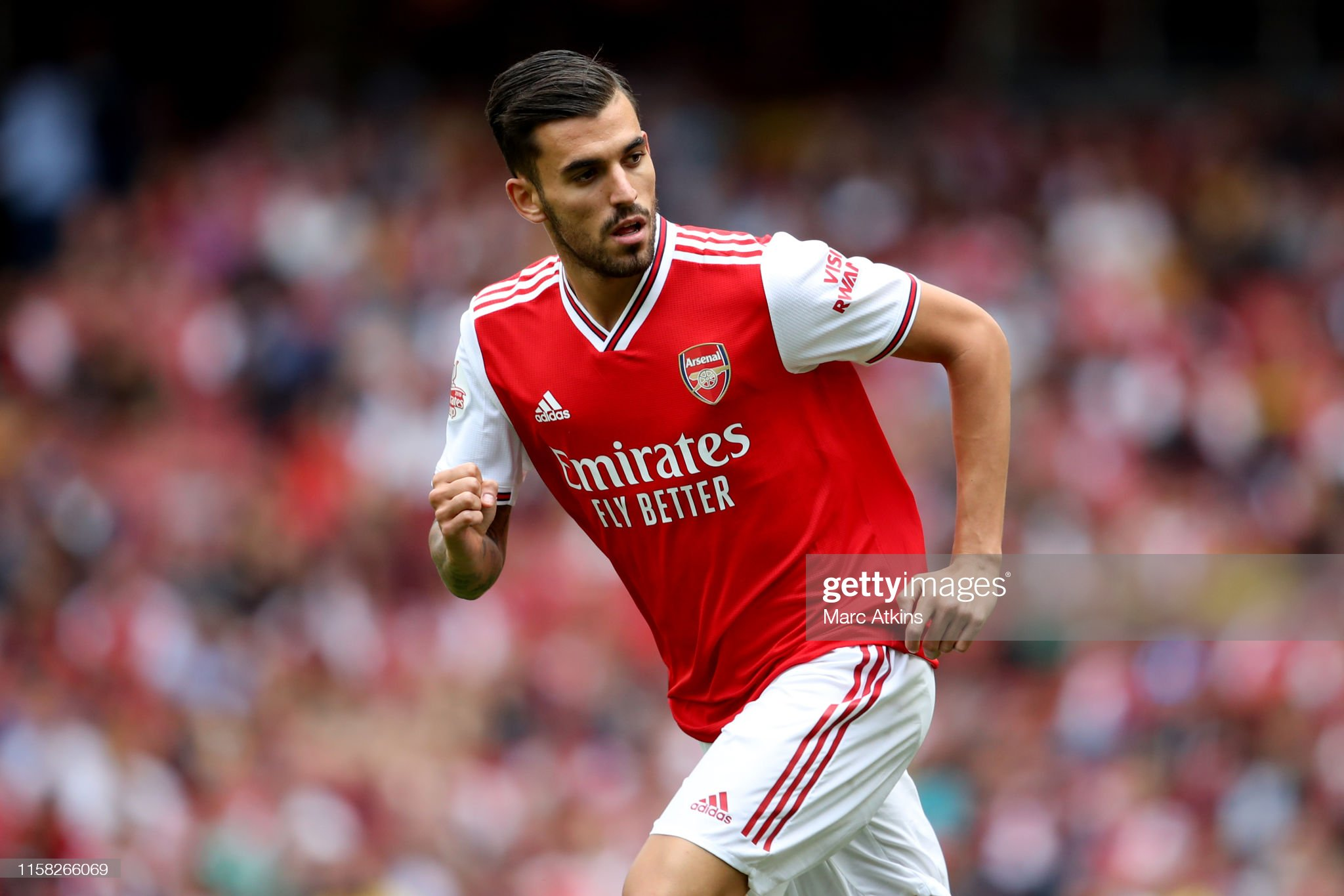 Arsenal v Olympique Lyonnais - Emirates Cup : News Photo