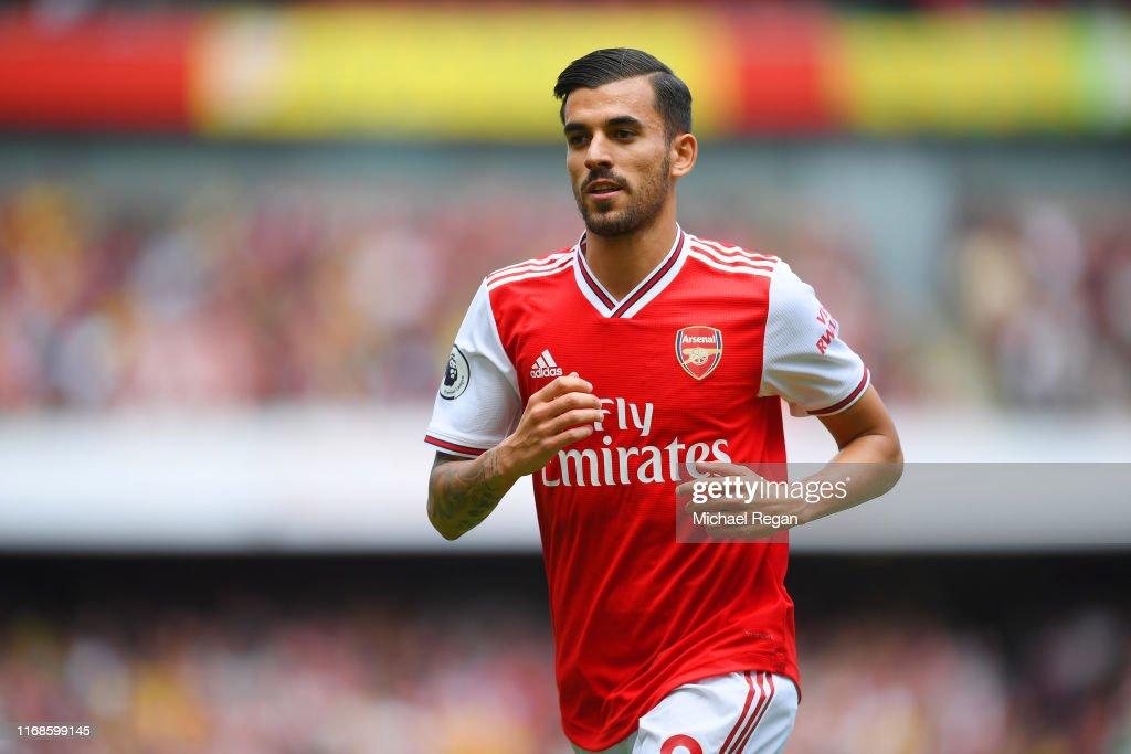 Arsenal FC v Burnley FC - Premier League : Foto jornalística
