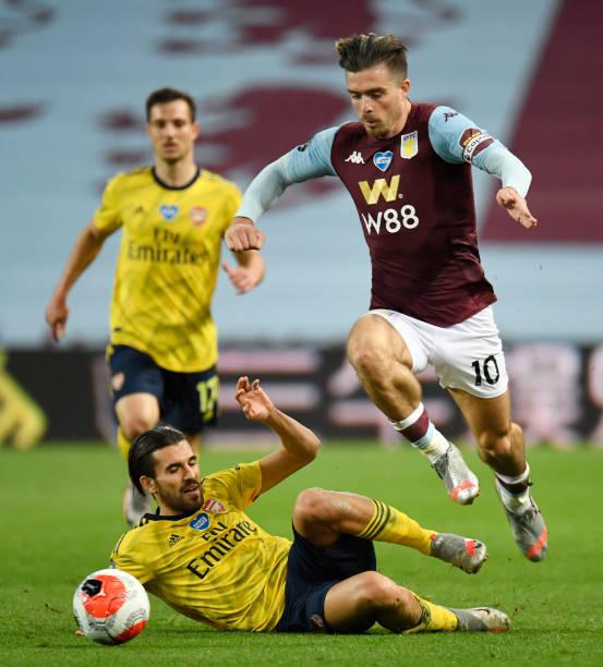 GBR: Aston Villa v Arsenal FC - Premier League
