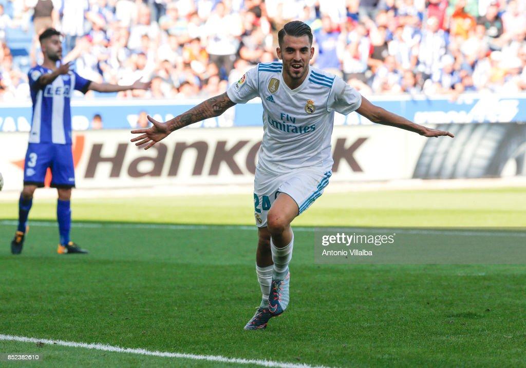 Deportivo Alaves v Real Madrid - La Liga