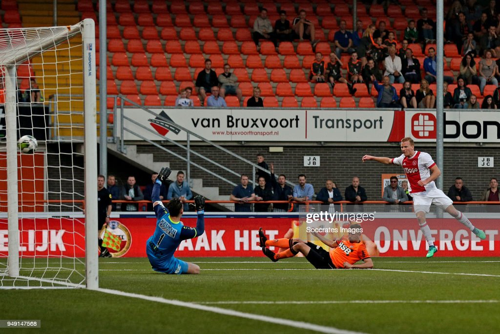 FC Volendam v Ajax U23 - Dutch Jupiler League