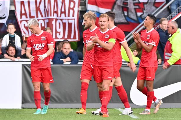 NLD: AZ Alkmaar v Real Sociedad - Pre-Season Friendly