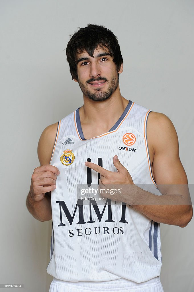 Real Madrid - 2013/14 Turkish Airlines Euroleague Basketball Media day