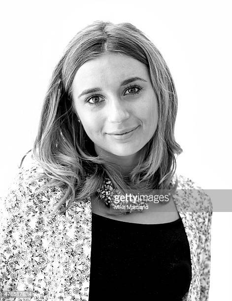 Dani Dyer attends photocall for Age of Kill at K West Hotel on June 10 2015 in London England