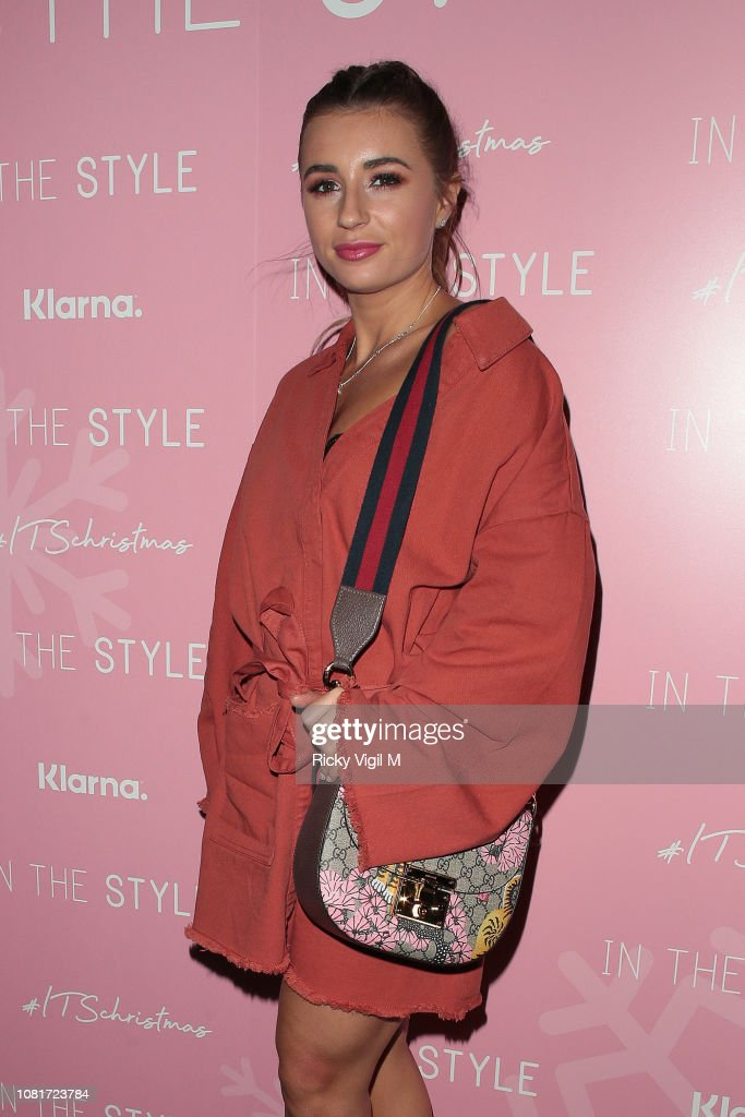 In The Style Party - Arrivals : News Photo