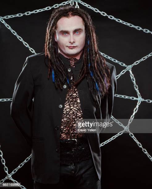 Dani Filth of Cradle of Filth