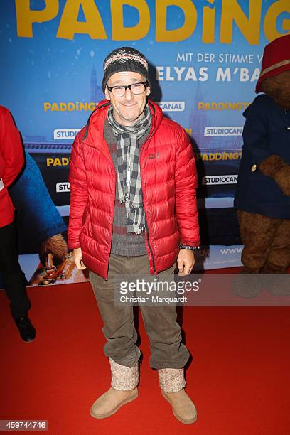 Dani Levi attends the German premiere of the film 'Paddington' at Zoo Palast on November 30 2014 in Berlin Germany