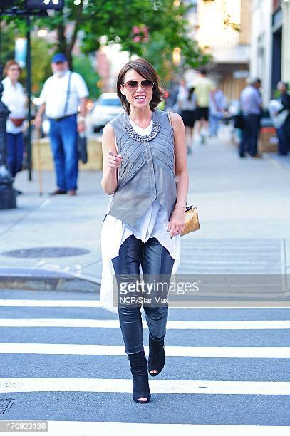Dani Minogue as seen on June 19 2013 in New York City