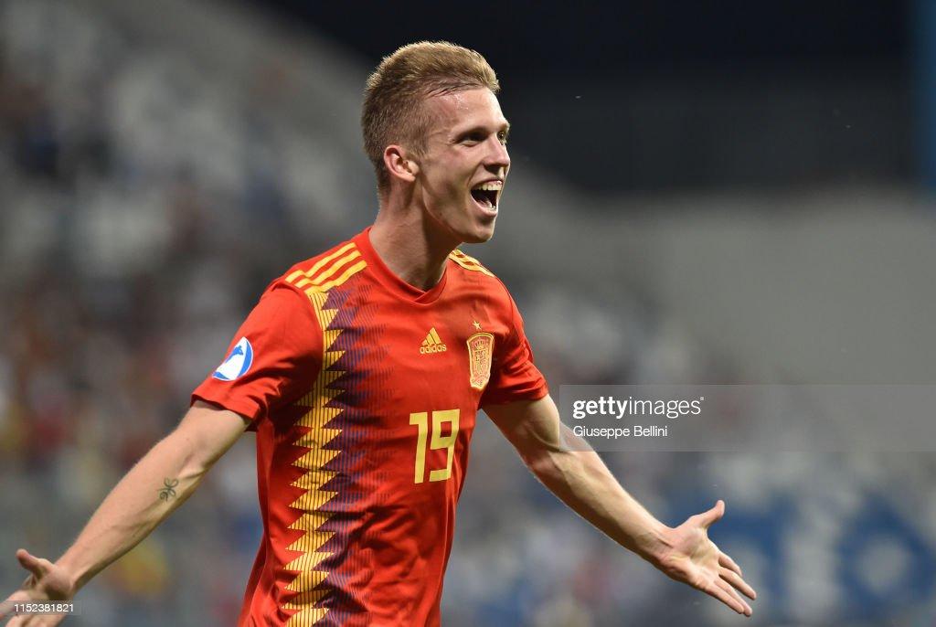 Spain v France - 2019 UEFA European Under-21 Championship : News Photo