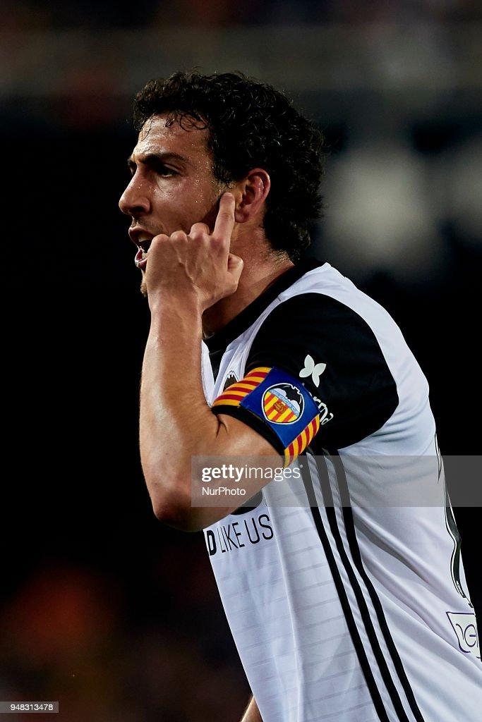 Valencia v Getafe - La Liga