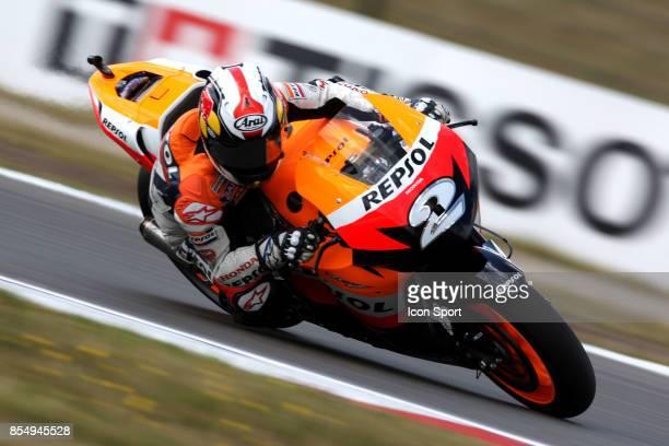 Dani PEDROSA Honda Grand Prix des Pays Bas MotGp Assen