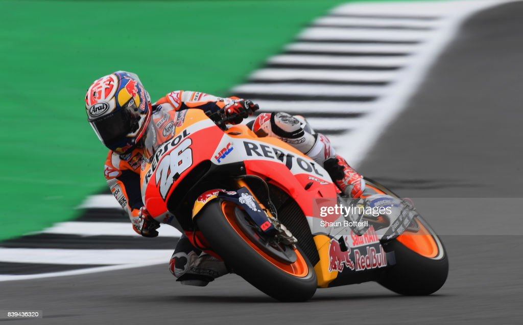 MotoGp Of Great Britain - Qualifying