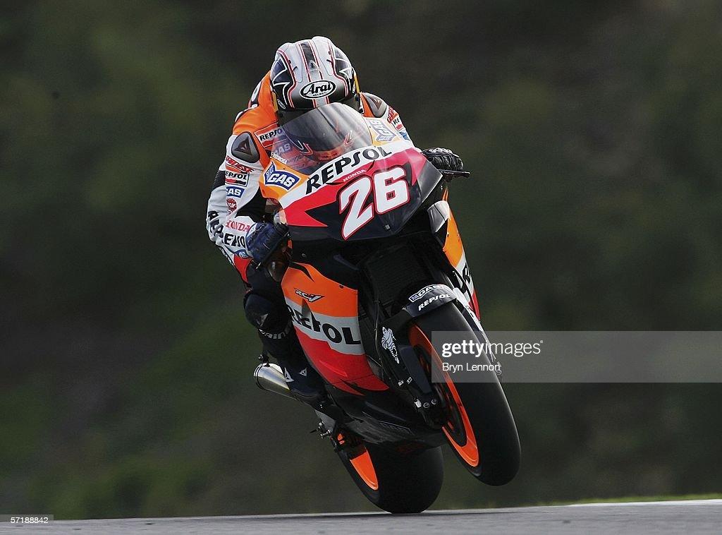 Spanish MotoGP - Previews : News Photo