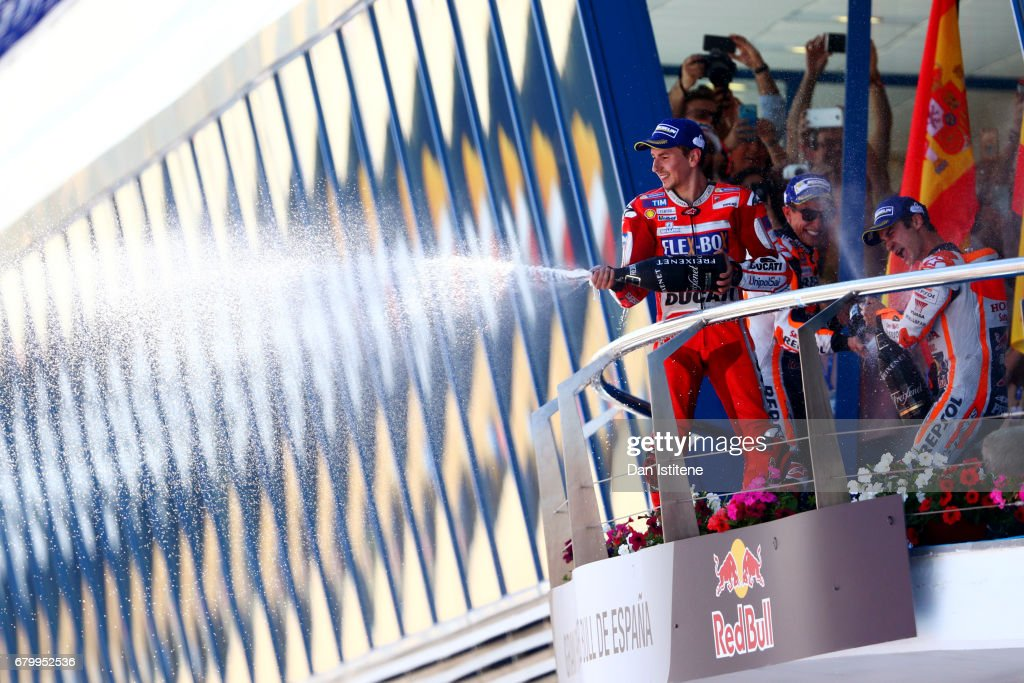 MotoGp of Spain : News Photo