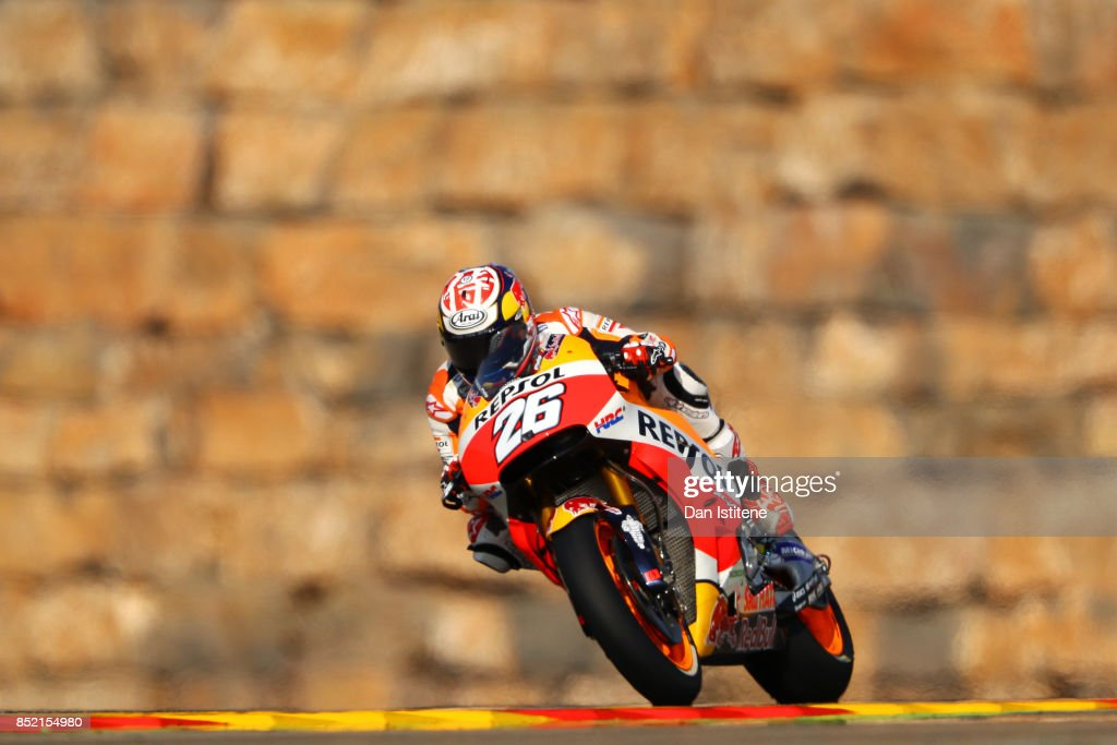 MotoGP of Aragon - Qualifying